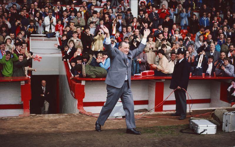 Bob Paisley is a Liverpool legend