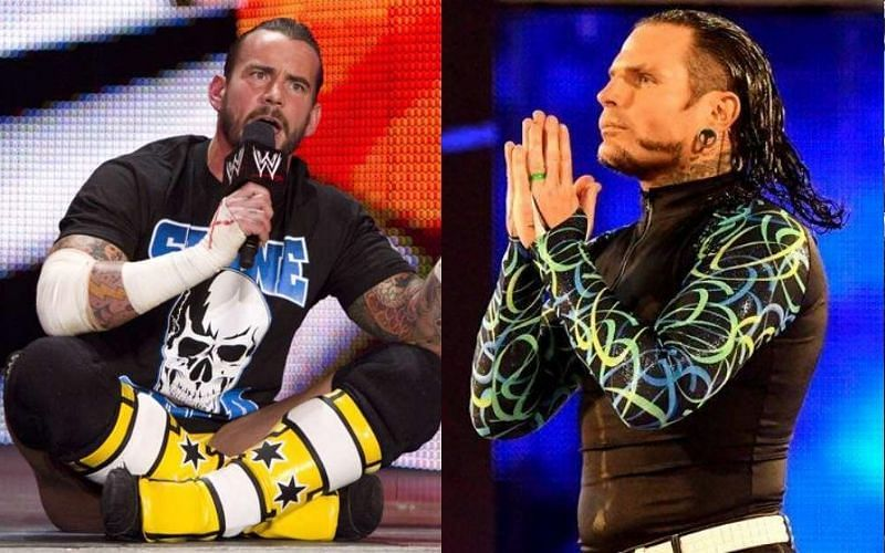 Jeff Hardy reacts to WWE using real-life elements in storylines