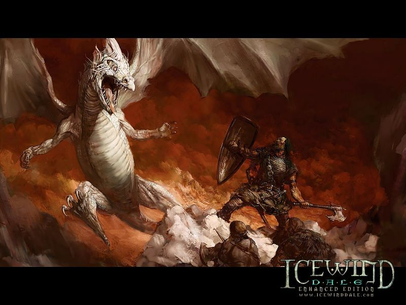 Icewind Dale: Enhanced Edition (Image Courtesy: The Beamblog - Beamdog)
