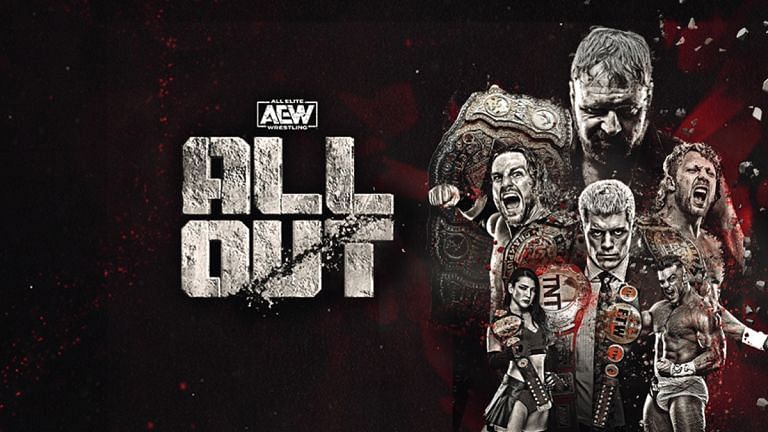 AEW All Out 2020 Match Card