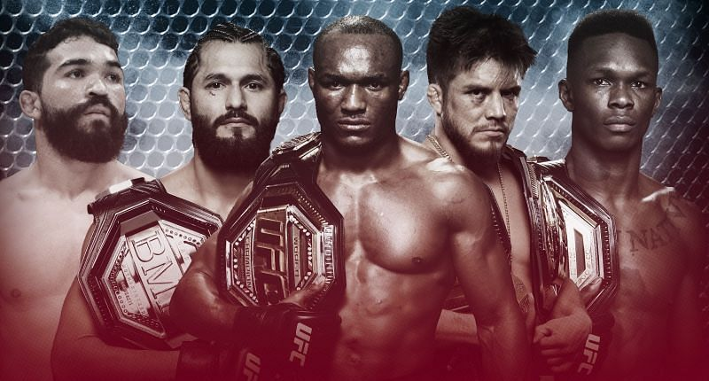 UFC Male Fighters