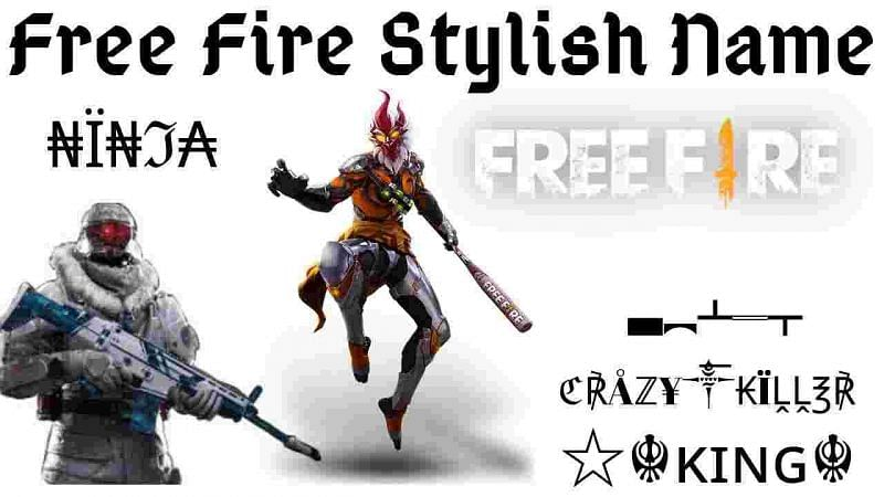 Free Fire players are often on the lookout for stylish and unique names to make them stand out (Image Courtesy: Tech Nikhlesh)