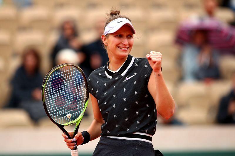 Marketa Vondrousova beat Laura Siegemund in their first and only meeting