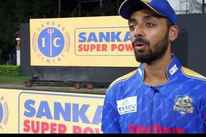 Varun Chakravarthy helped the Siechem Madurai Panthers win TNPL 2018. Image Credits: New Indian Express