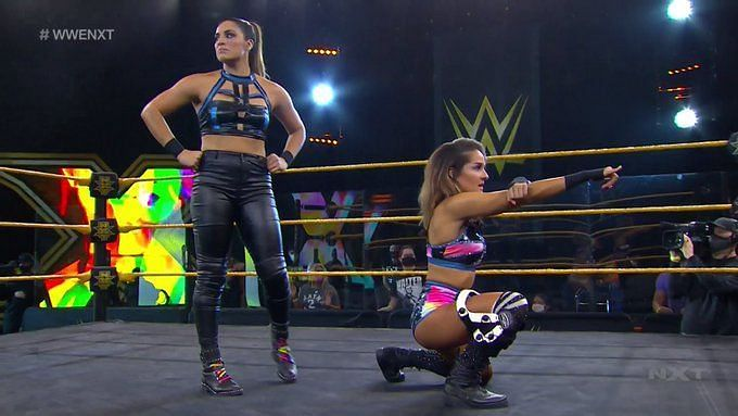 Page 6 - WWE NXT Results (August 26th, 2020): Winners, Grades, and Video Highlights