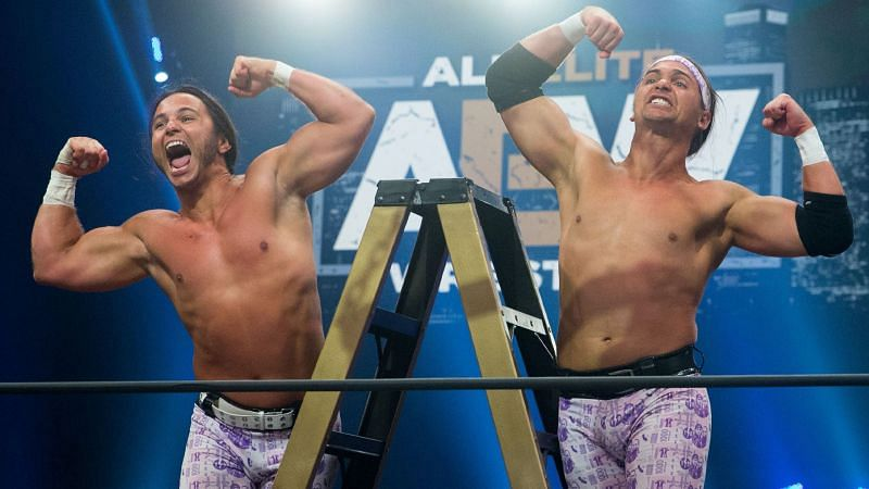 Matt Jackson has explained greater detail as to why The Young Bucks left Twitter