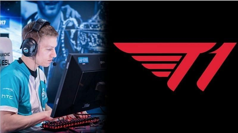 Skadoodle decides to take some time off the T1 Valorant roster to work on his Agent pool and Operator skills (Image Credits: Invenglobal)