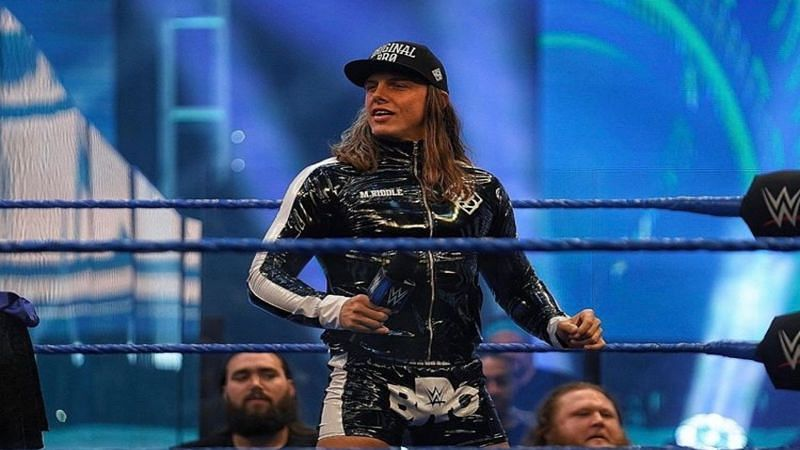 King Corbin and Matt Riddle have been at odds for several weeks on SmackDown.