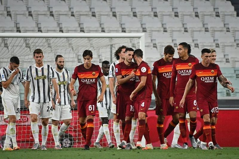 Juventus 1 3 As Roma Five Talking Points Serie A 2019 20
