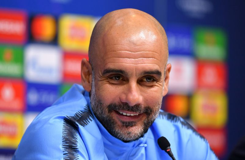 Manchester City manager Pep Guardiola is said to be a huge admirer of Sergi Roberto