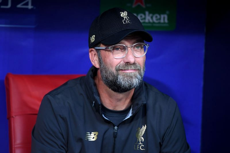 Jurgen Klopp could be in for a personnel switch in midfield