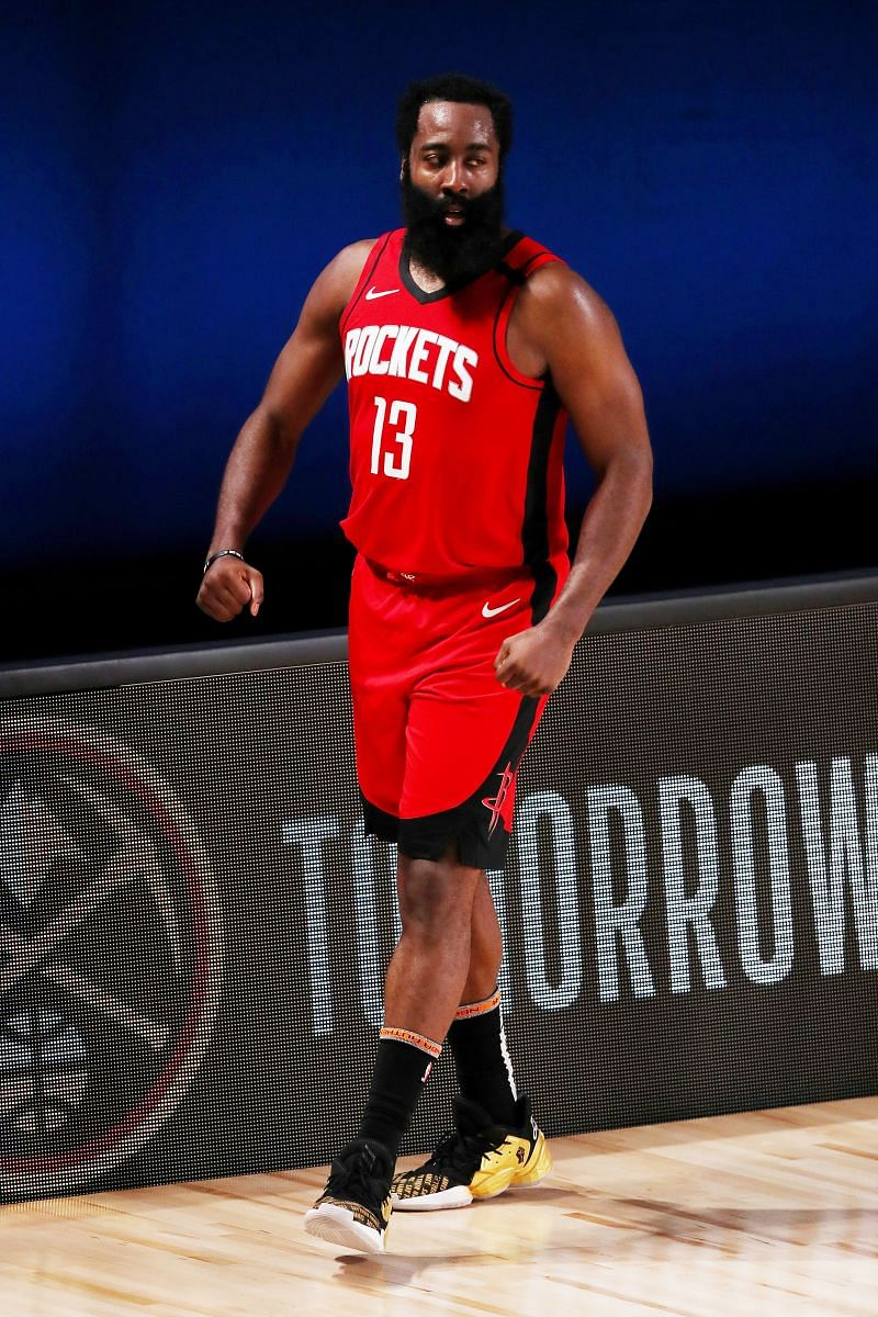 James Harden is back doing what he does best for the Houston Rockets