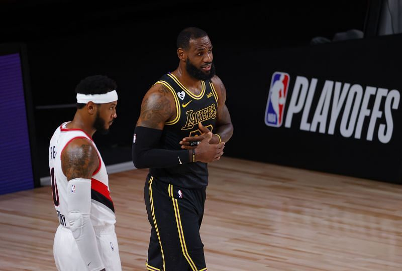 The LA Lakers will look to end the series against the Portland Trail Blazers in Game 5 tonight