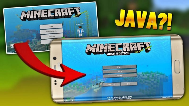 Minecraft Java Edition Apk V14 Free On Android Real Or Fake
