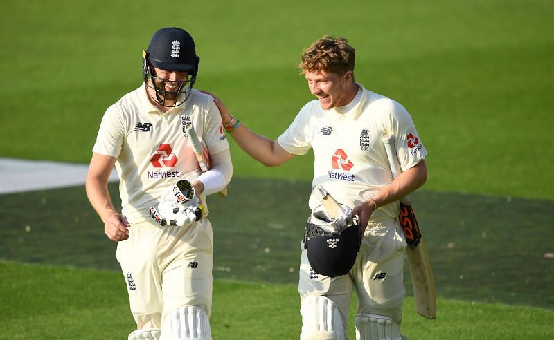 England v Pakistan: Day 4 - First Test