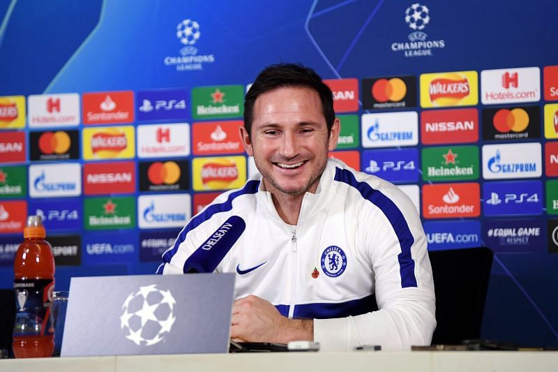 Frank Lampard wants to add three more players to his Chelsea squad