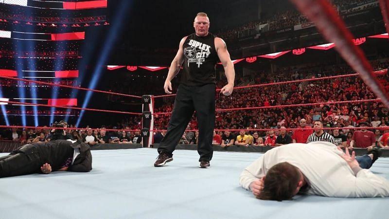 Brock Lesnar Praises Emerging WWE Smackdown Superstar 1