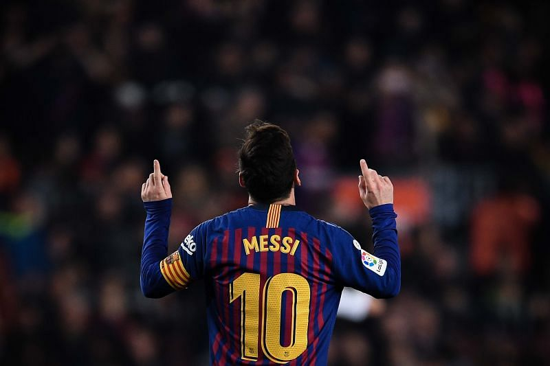 Lionel Messi is arguably the greatest footballer of all time