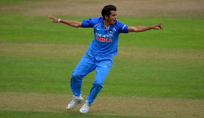 Kamlesh Nagarkoti won the U-19 World Cup in 2018.