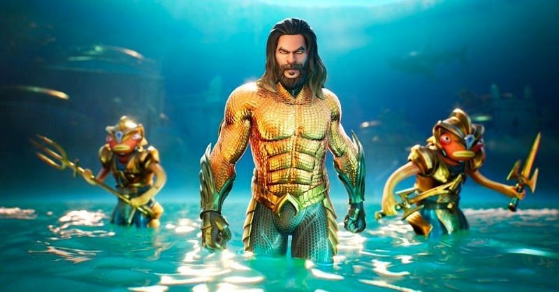 Atlantis is all set to feature on Fortnite! (Image Credits: comicbook.com)