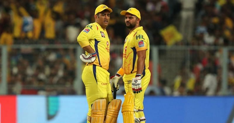 MS Dhoni and Suresh Raina announced their international retirements together