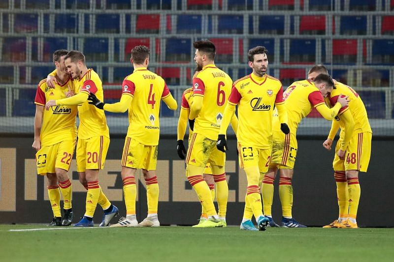 Arsenal Tula has been inconsistent this season
