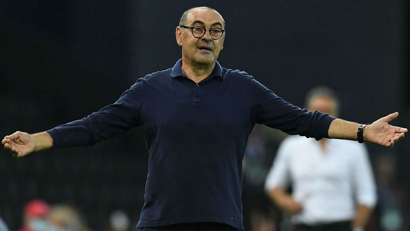 BREAKING NEWS: Juventus sack Sarri following Champions League exit – Sportskeeda