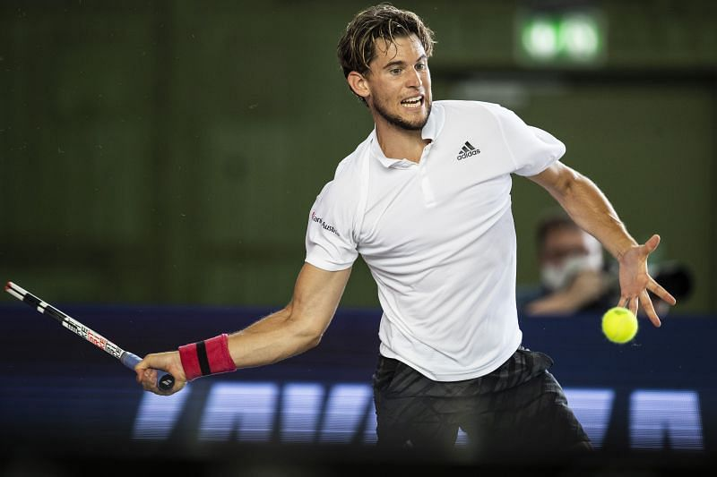Will Dominic Thiem make his second hardcourt final at a major in the 2020 US Open?