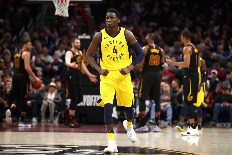 Victor Oladipo might feature in the Pacers