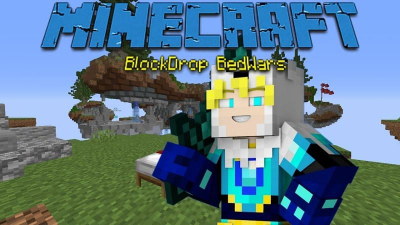 Bedwars in BlockDrop (Image credits: Finn the Diamond Knight, Youtube)