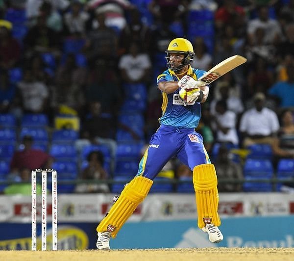 Roston Chase batted well for the Zouks.