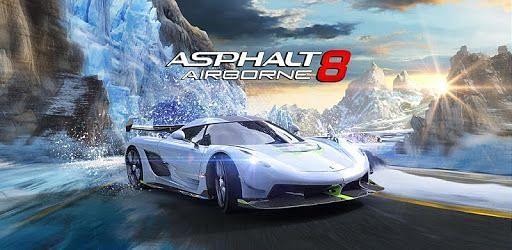 Asphalt 8: Airborne (Image Courtesy: Google Play)