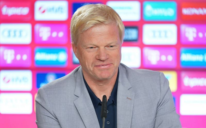 Oliver Kahn was a fine servant for Germany and Bayern Munich
