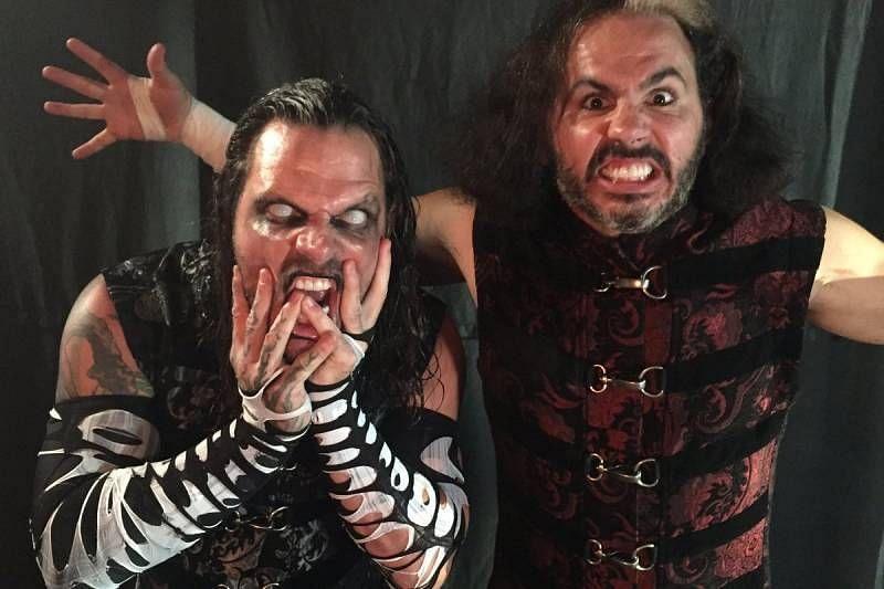 Broken Matt and Brother Nero (Pic Source: IMPACT Wrestling)