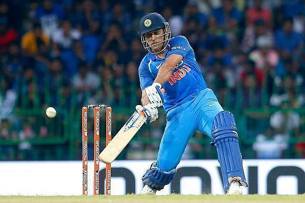 MS Dhoni has mesmerized the whole cricketing world with his wicket-keeping and finishing skills