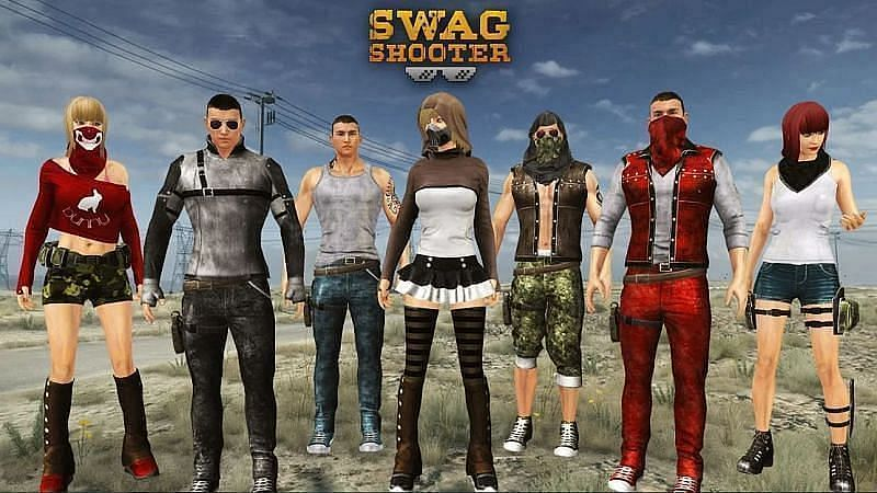 Swag Shooter (Picture Source: Google Play Store)