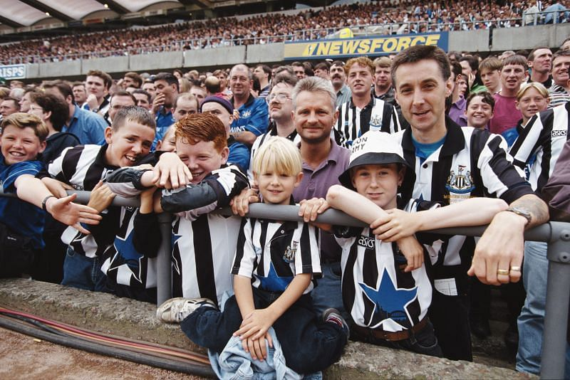 Newcastle United supporters were left disappointed after the failure of the club