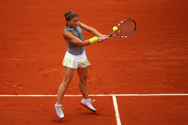 Sara Errani is a former French Open finalist