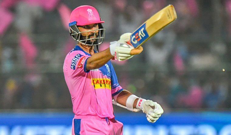 Ajinkya Rahane was traded to the Delhi Capitals ahead of the 2020 IPL auction