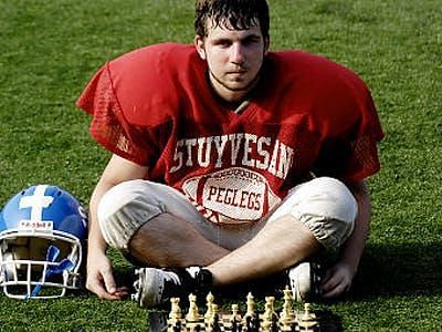 Chess and American Football. Credits- NYDailyNews, Business Insider
