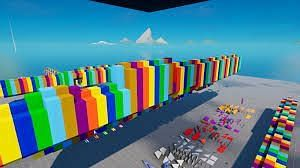100 level rainbow run map