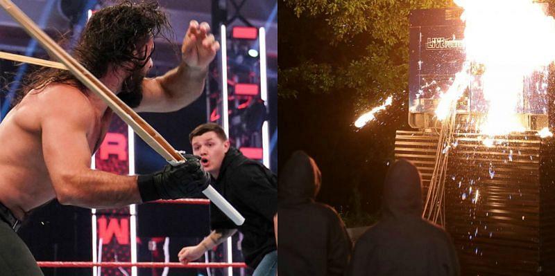 WWE रॉ में मिला नया चैंपियन, दिग्गज सुपरस्टार को किया गया सस्पेंड