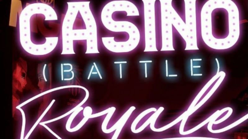 AEW Casino Battle Royale