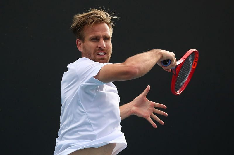 Peter Gojowczyk last had a good season on the main tour in 2017