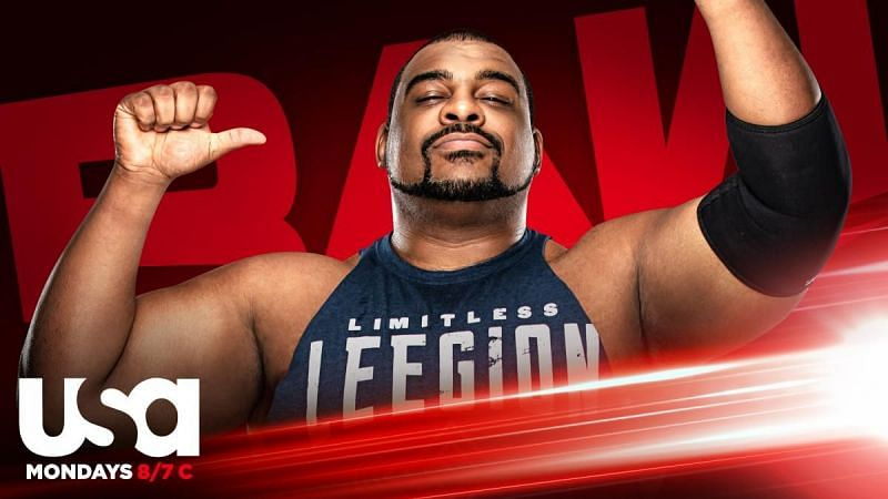 Keith Lee is about to make his move to The Red Brand
