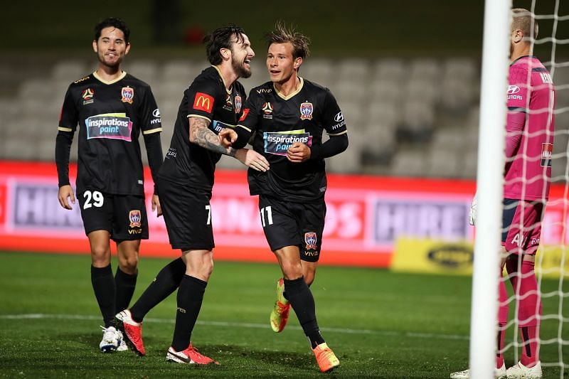 Newcastle Jets will face Western United FC tomorrow