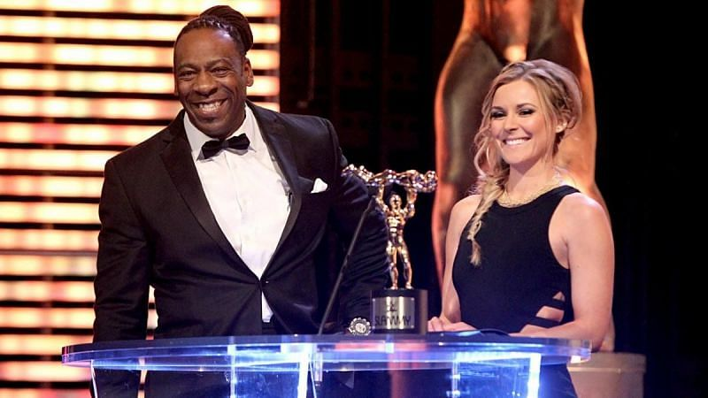Booker T has been discussing Renee Young