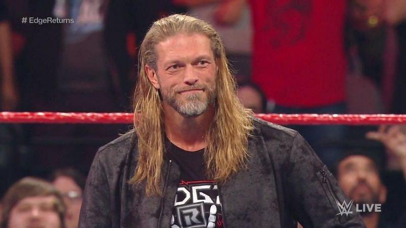 Edge in WWE