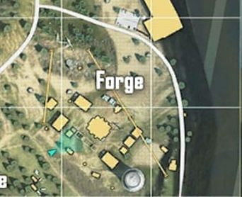 Free Fire में Forge