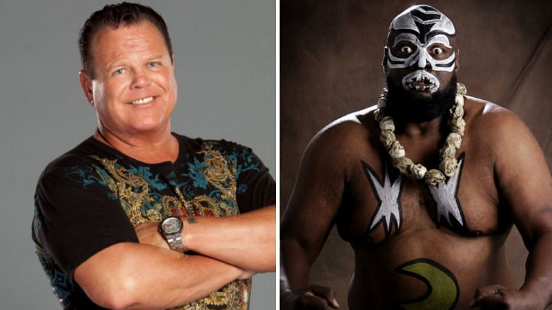 Jerry Lawler has discussed the first time he met James